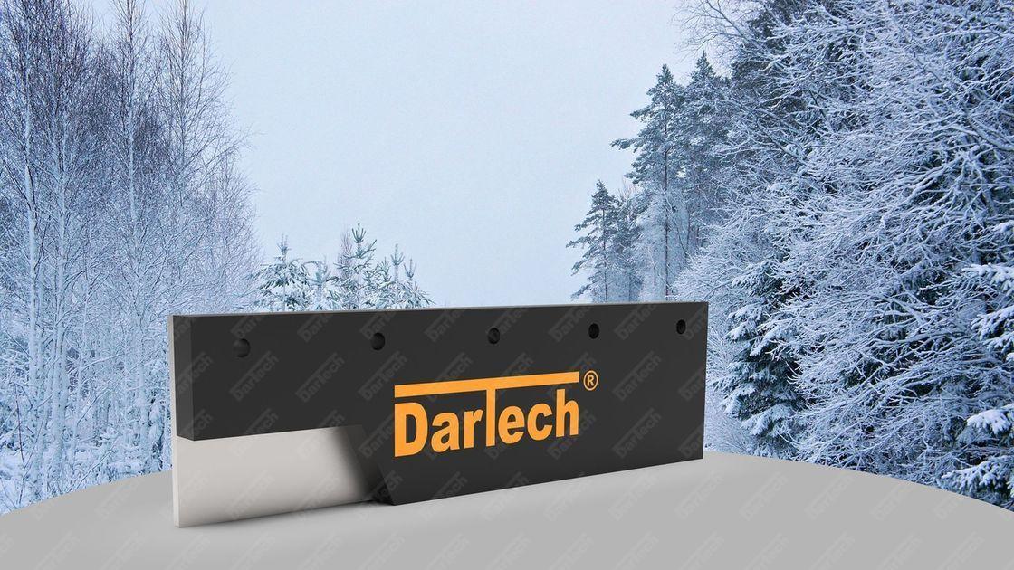 HARDOX kopásálló acél lemezzel erősített hótoló gumiél – DRSB